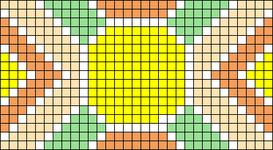 Alpha pattern #42349 variation #57480