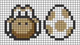 Alpha pattern #41096 variation #57486