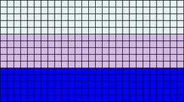 Alpha pattern #7847 variation #57511