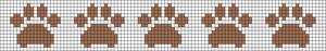 Alpha pattern #40468 variation #57512