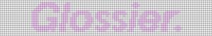 Alpha pattern #38372 variation #57516