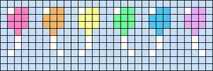 Alpha pattern #42020 variation #57741