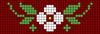 Alpha pattern #33800 variation #57812