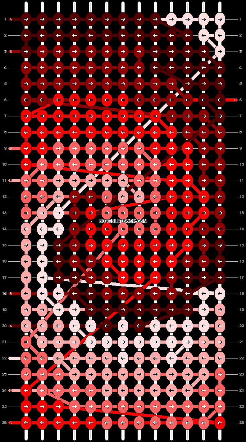 Alpha pattern #31521 variation #57862 pattern