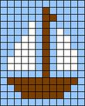 Alpha pattern #42478 variation #57881