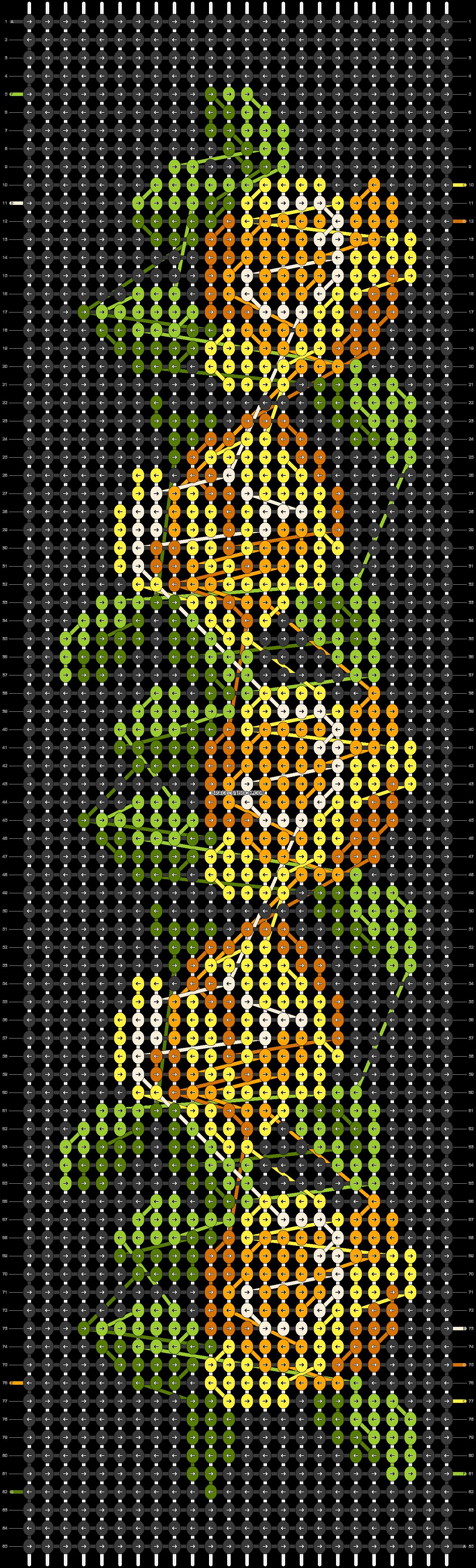 Alpha pattern #42353 variation #58016 pattern