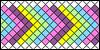 Normal pattern #20800 variation #58078