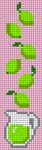 Alpha pattern #40074 variation #58087