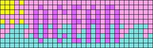 Alpha pattern #10369 variation #58243