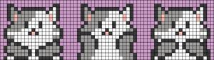 Alpha pattern #34563 variation #58252