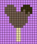 Alpha pattern #38018 variation #58270