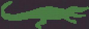 Alpha pattern #18500 variation #58274