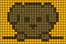 Alpha pattern #40391 variation #58301