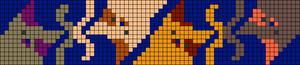 Alpha pattern #42557 variation #58542