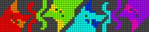 Alpha pattern #42557 variation #58545