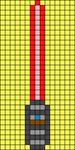 Alpha pattern #36543 variation #58557