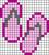 Alpha pattern #9535 variation #58602
