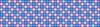 Alpha pattern #40883 variation #58656