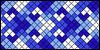 Normal pattern #42640 variation #58687
