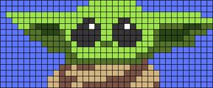 Alpha pattern #29713 variation #58708