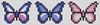 Alpha pattern #23134 variation #58777