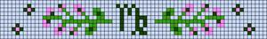 Alpha pattern #39048 variation #59165