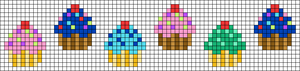 Alpha pattern #31555 variation #59288