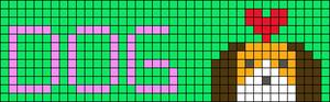 Alpha pattern #39282 variation #59359