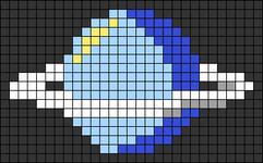 Alpha pattern #41628 variation #59390