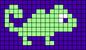Alpha pattern #21683 variation #59413