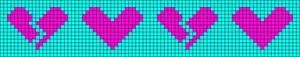 Alpha pattern #42915 variation #59489