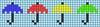 Alpha pattern #6822 variation #59583