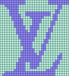 Alpha pattern #42964 variation #59608