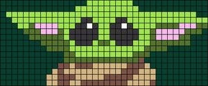 Alpha pattern #29713 variation #59628