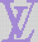 Alpha pattern #42964 variation #59629