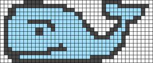 Alpha pattern #21461 variation #59630