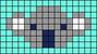 Alpha pattern #30345 variation #59682