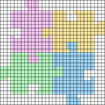 Alpha pattern #18681 variation #59806