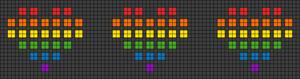 Alpha pattern #42992 variation #59905