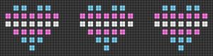 Alpha pattern #42992 variation #59909