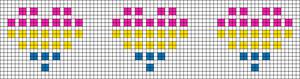 Alpha pattern #42992 variation #59910