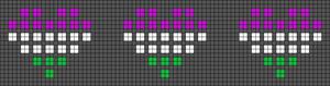 Alpha pattern #42992 variation #59921
