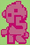 Alpha pattern #39929 variation #59979