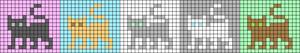 Alpha pattern #41416 variation #60060