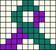 Alpha pattern #11669 variation #60071