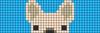 Alpha pattern #22880 variation #60206