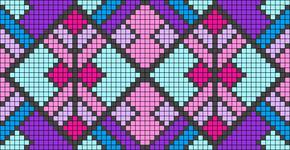 Alpha pattern #32474 variation #60231