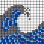 Alpha pattern #26588 variation #60696