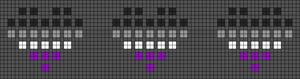 Alpha pattern #42992 variation #60749