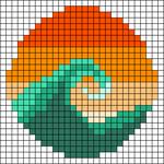 Alpha pattern #40816 variation #60859